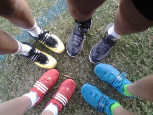Atletiek Skoene
