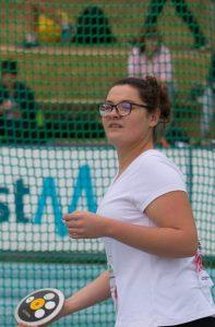 2021 Mandilene Hoffmann Olympic Qualifyer F44 discus