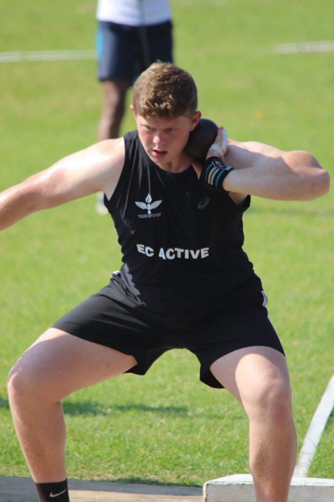 2021 Aiden Smith 5kg 20.67m