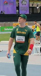 Aiden Smith at worlds 2021